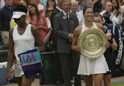 La tenista española conquistó su segundo Grand Slam en su carrera.