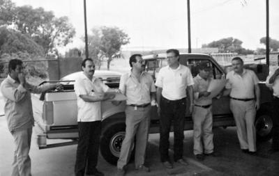 16072017 Curso de capacitación y motivación al personal de Almacén de CFE. Agosto de 1991.