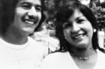 16072017 Romualdo Landeros y Leticia López Villa en sus 37 años de matrimonio el 15 de noviembre de 1975.