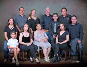 16072017 Familia Martell Santoyo tuvieron la visita de Olivia y sus hijos desde Atlanta.