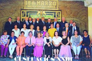 16072017 CELEBRACIÓN DEL 50 ANIVERSARIO DE LA XXIII GENERACIÓN DE EGRESADOS DE PREPARATORIA DEL Instituto 18 DE MARZO, 1967