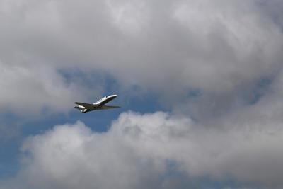 El exmandatario fue trasladado vía aérea.