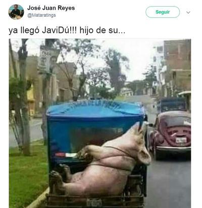 'Reciben' a Duarte con memes