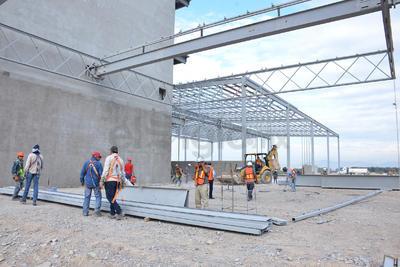 Su construcción lleva un avance global del 60 por ciento.