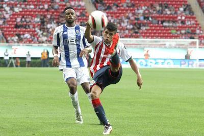 Chivas y Porto se miden en amistoso
