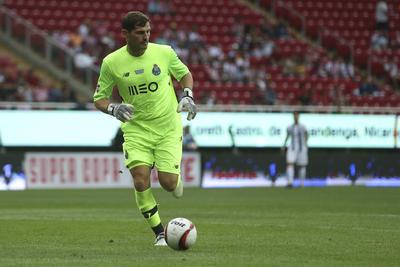 Las Chivas del Guadalajara empataron 2-2 ante el Porto en un duelo amistoso.