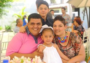 20072017 Carlos García, Gaby de García, Regina y Leonardo García Romero.