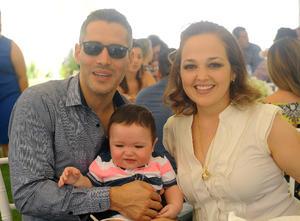 20072017 Christian Borjón, Ana Isabel Garza y Emilio Borjón.