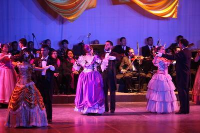 Se distinguió la participación del Grupo Folklórico Magisterial 'Huehuecóyotl', el Conjunto Norteño Victoria, el Coro de la Escuela Superior de Música de la Universidad Juárez del Estado de Durango y la Orquesta Típica de Cuerdas Durango.