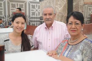 21072017 Orisila, Jorge y María del Carmen.