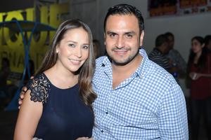 Claudia y Jorge