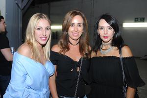 Diana, Eva y Liliana