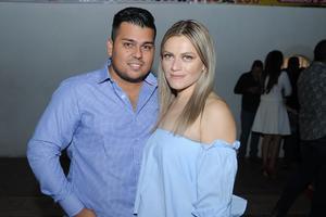 Ramiro y Michelle