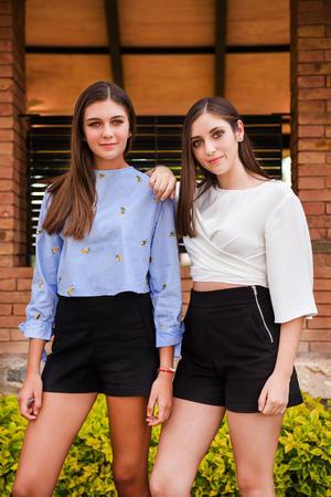 Sofía y Regina 3