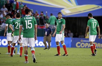 Jamaica venció a México y lo dejó fuera de la Copa Oro.