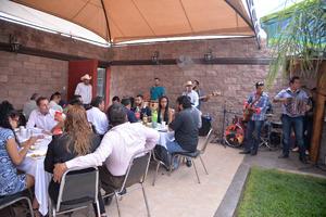 23072017 Todo un éxito la comida del Día del Abogado acompañado por los abogados de la Comarca Lagunera y amenizando el evento el grupo Indomable.