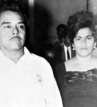23072017 Mario de la Cruz Compeán y Socorro Flores Flores, ambos finados, originarios de San Pedro de las Colonias, Coahuila, y Torreón, Coahuila.