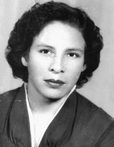23072017 Sra. Rosa Nicolasa Quezada Briones en 1961.
