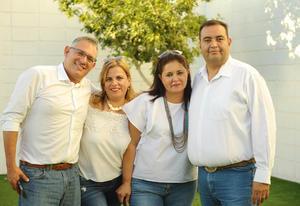 24072017 Luis, Lucero, Azucena y Jesús.