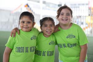 25072017 Laura, Marcela y Romina.
