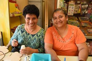 26072017 Alicia Rodríguez y Mary García.