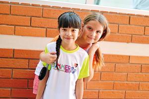 27072017 MUY LINDAS.  Bárbara y Paulina.