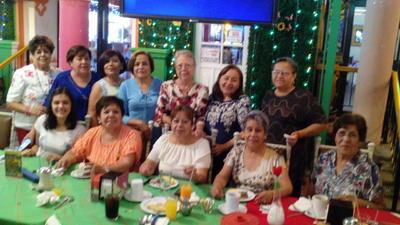 27072017 Lety Torres en su festejo de cumpleaños con sus amigas.