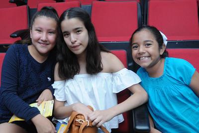 27072017 Mariana, Ana Elisa y Angie.