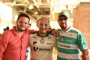 29072017 Edgardo, Michel y Chuy.