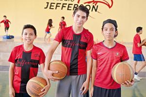29072017 CURSO DE VERANO.  Francisco, Jerson y Emiliano.