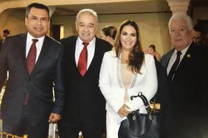 30072017 Jorge Luis Morán Delgado, Manlio Gómez Uranga, Flor Estela Rentería Medina y Jesús Gerardo Sotomayor Garza.