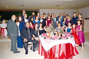 30072017 Karla, Mao, Víctor, José, Carmela, Martha, Ricardo, Irma, Carmen, José, Romario, Dayanara, Andrea, María de La Luz, Lupita y Caro.