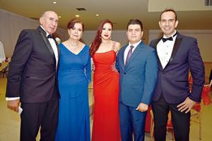 30072017 Víctor, Beatriz, Karla, Víctor Manuel y Mahonry.