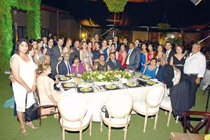 30072017 Familias González Vázquez, González Gutiérrez, Quiñones Gutiérrez, González Peña, Lozano González, Castrellón González y Díaz González.