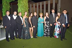 30072017 Familias Aguilera Bañuelos, Bañuelos Valdez, Bañuelos Maldonado y Cepeda.