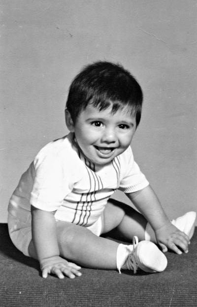 30072017 Niño lagunero el 12 de junio de 1968.