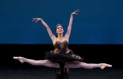El opening con el coreógrafo y bailarín Savion Glover, considerado uno de los mejores exponentes del Tap a nivel mundial.