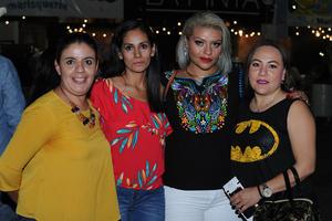 03082017 Flor, Claudia, América y Karla.