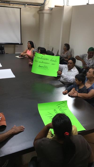 Los ciudadanos señalaron su preocupación por las condiciones en las que se encuentran los inquilinos del comedor-albergue.