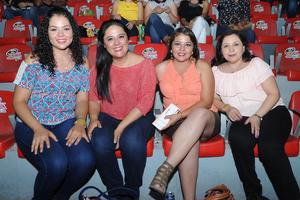 04082017 Alexandra, Marisol, Maru y Tere.