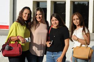 04082017 Ana, Jaz, Sofía y Yohana.