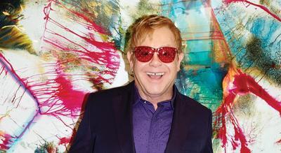 16. Elton John: 1.193.372 dólares; 98,27 dólares.