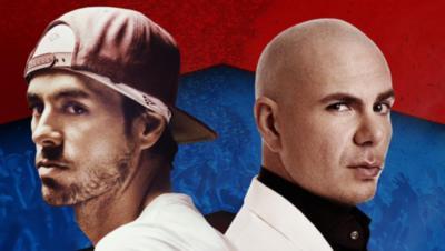 15. Enrique Iglesias / Pitbull: 1.233.229 dólares; 94,14 dólares.