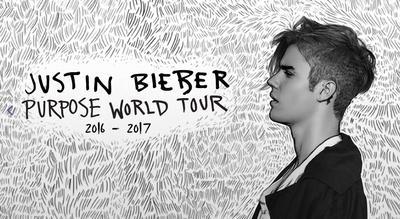 6. Justin Bieber; 3.073.885 dólares; 110,07 dólares.