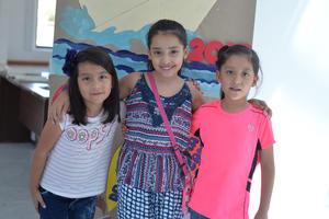 05082017 Dayana, Aíde y Vanessa.