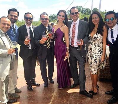 Raquel Bigorra, Daniel Bisogno, Los Mascabrothers y Maya Karuna fueron algunos de los invitados.