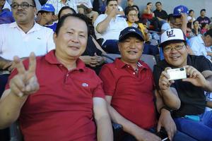07082017 Namba Hirshii, Abe Toshio y Koji Hirai.