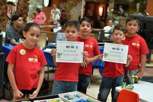07082017 Romina, Liam, Adrián, Max y Fernando.