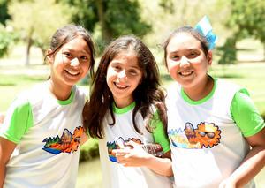 07082017 María del Carmen, María Romina y Mariam.
