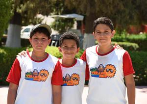 07082017 Emilio, Elías y Roberto.